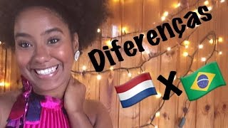 Diferenças entre Luxemburgo e Brasil #VEDA9