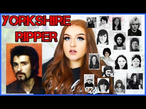 THE YORKSHIRE RIPPER CASE