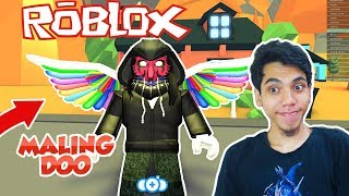 HOW HILARIOUS SKELETON of the HOUSE'S NEIGHBOR WKWK-ROBLOX ADOPT ME #4