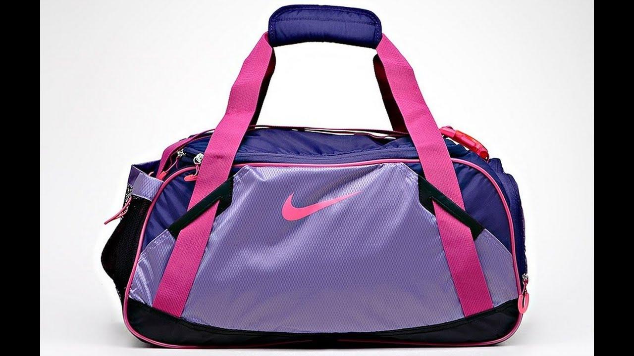 af852b1f7ed4 Женские сумки для спорта - YouTube