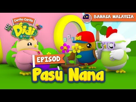 #14 Episod Pasu Nana | Didi & Friends