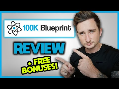 100K Blueprint 4.0 Review + FREE Bonuses | MUST Watch Before You Buy!