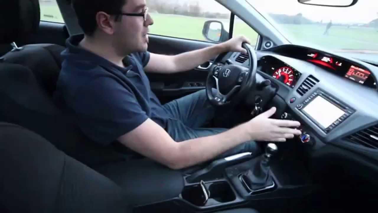 2012 Civic Si Sedan owner 75000 km review  YouTube