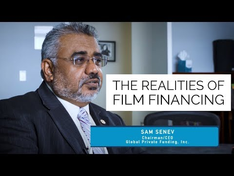 The Realities of Film Financing