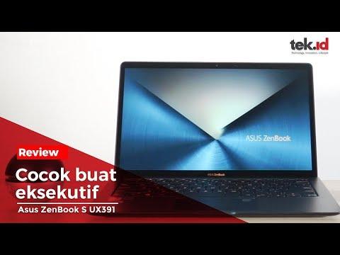Review Asus ZenBook S UX391, Si Ramping Yang Tahan Banting