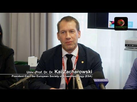 Anästhesie Und Anämiemanagement (DE) | Univ.-Prof. Dr. Dr. Kai Zacharowski | SCIENCO 28/2019