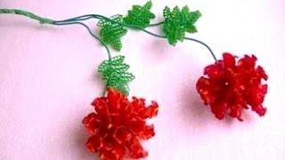 Как сделать искусственные цветы. Креативная идея