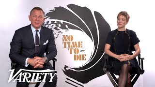Daniel Craig and 'No Time To Die' Cast on How James Bond Should Evolve
