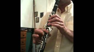 Mitchell Lurie Clarinet Thumbnail