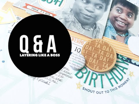 Q & A Layering Like a Boss Online Course by Victoria Marie