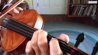 Hava Negilah - Basic Fiddle Lesson