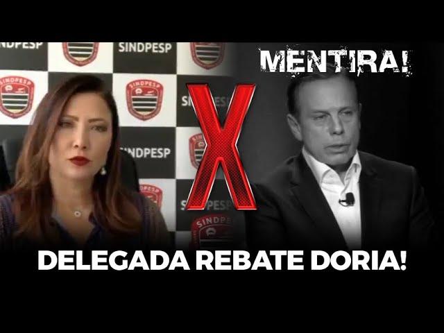 Doria é PEGO NA MENTIRA!