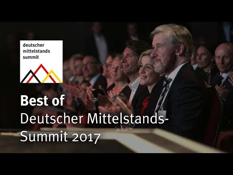 Best-of: Deutscher Mittelstands-Summit 2017