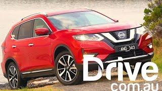 2017 Nissan X Trail Review Drive.com.au