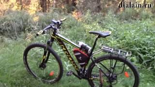 Обзор Велобагажника  для найнера