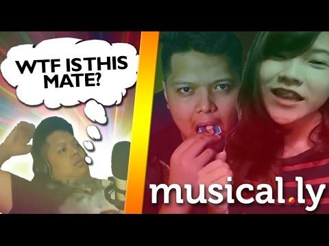 CRINGE TINGKAT DEWAAA! CANDU MUSICALLY