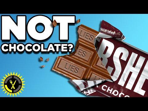 Food Theory: Chocolate is a LIE!