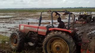 Nigeria Rice - small tractors