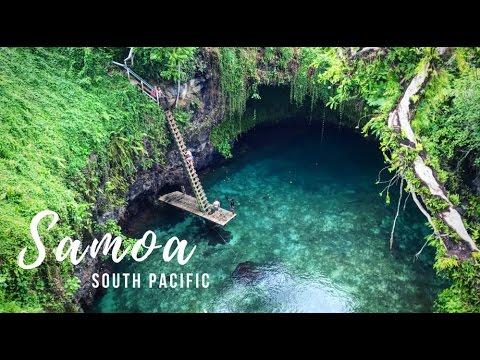 South Pacific Series #6 - Samoa (Upolu Island)