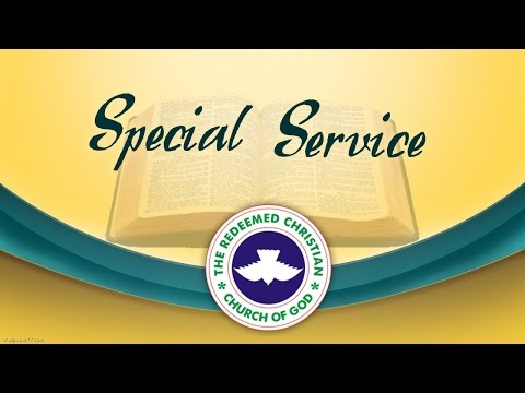 RCCG DUBAI SPECIAL SERVICE 2017