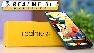 This Is Really An Upgrade - Realme 6i Unboxing & Hands On!