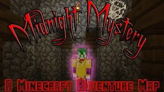 Who Murdered the Colonel!? // Midnight Mystery // A Minecraft Adventure Map