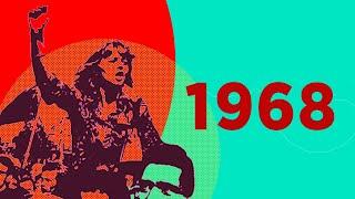 КРАСНЫЙ МАЙ 1968 // Парижские баррикады
