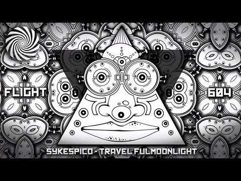 Sykespico - Travel Fullmoonlight  | VA - Flight 604 Chapter II ( 2014 )