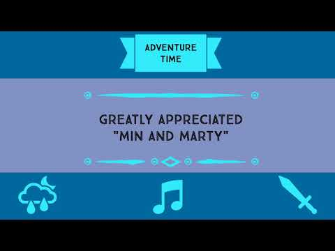 Adventure Times Greatly Appreciated Music Box Version