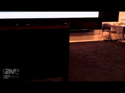 ISE 2015: Balance Box Presents Balance Box 650 Mobile Stand