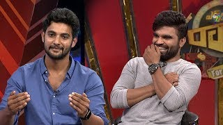 express-raja-724-promo-today-special-guest-hero-aadhi-on-etv-plus