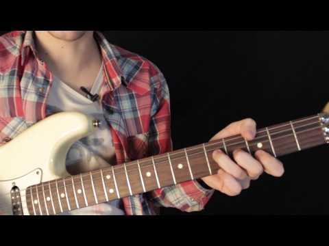 Como Tocar Hey Joe de Jimi Hendrix - Leccion de Guitarra Electrica - Fender Stratocaster