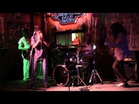 Alan Greene Halloween Blues Jam  Before You Accuse Me by Ellas McDaniel