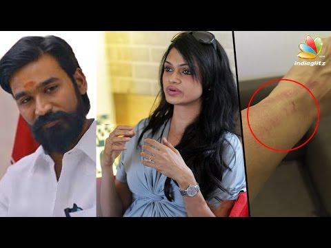 Singer Suchitra Was Manhandled? Complains against Dhanush! | Hot Tamil Cinema News