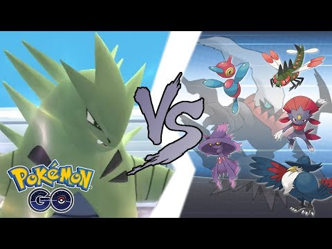 Could Gen 4 Power Creep Tyranitar? | Pokemon GO thumbnail