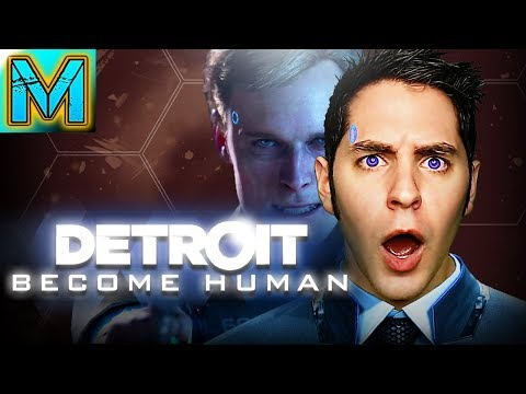 WORST POSSIBLE ENDING! - Detroit Become Human Hostage Demo - Gameplay Reaction