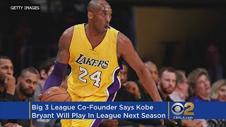 Baixar Kobe Comeback? 'Big 3' Co-Founder Says Lakers Legend Could Play In The League Next Season