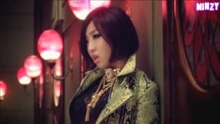 2NE1 투애니원 - I love you (Minzy 민지 ミンジ version)+instrumental DL link