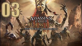 Assassin's Creed Origins - The Curse of the Pharaohs DLC - Let's Play Part 3: The Valley of Kings
