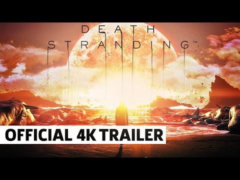 Death Stranding - Official 4K PC Launch Trailer