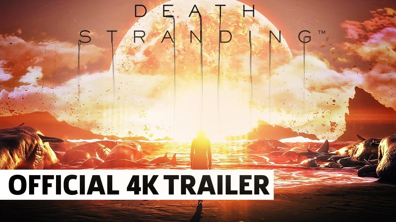 Steam показал игроку уморительный отзыв Death Stranding на главной странице
