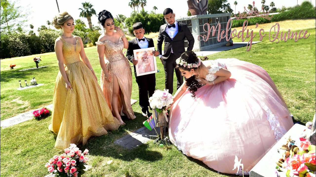 MELODY'S DREAM QUINCEAÑERA HIGHLIGHTS!!! MELODYS 15/THE AGUILARS image