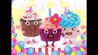 Singing Cupcakes Birthday