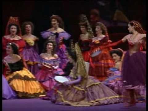 """Verdi: La Traviata - III - Gypsy and Picadors Chorus """"Noi siamo zingarelle"""""""