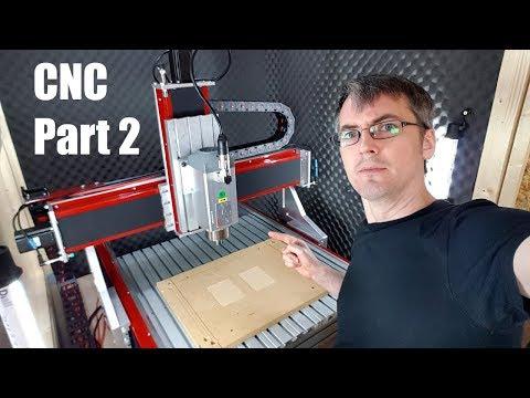 Building My CNC Machine Router Table # 2 | James Bruton