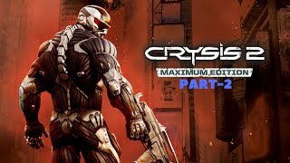 Crysis 2 - Maximum Edition TR Dublaj + Altyazaılı Gameplays Walkthrough PS3-XBOX360-[PC]Steam #2