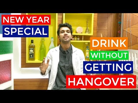 THIS NEW YEAR DRINK WITHOUT GETTING HANGOVER | CAUSES, DIET & TIPS ON HOW TO AVOID HANGOVER | JYOVIS