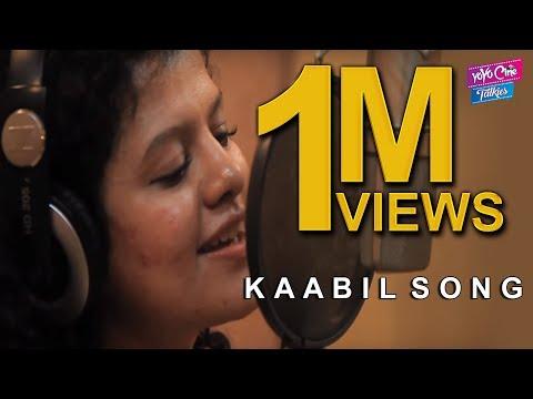 Kaabil Song Recording | Hrithik Roshan | Yami Gautam | YOYO Cine Talkies