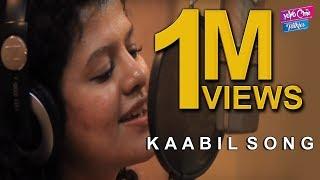 kaabil song recording   hrithik roshan   yami gautam   yoyo cine talkies