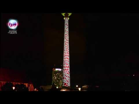 2nd Berlin Festival of Lights Award FOL10 Vjzaria & Chindogu
